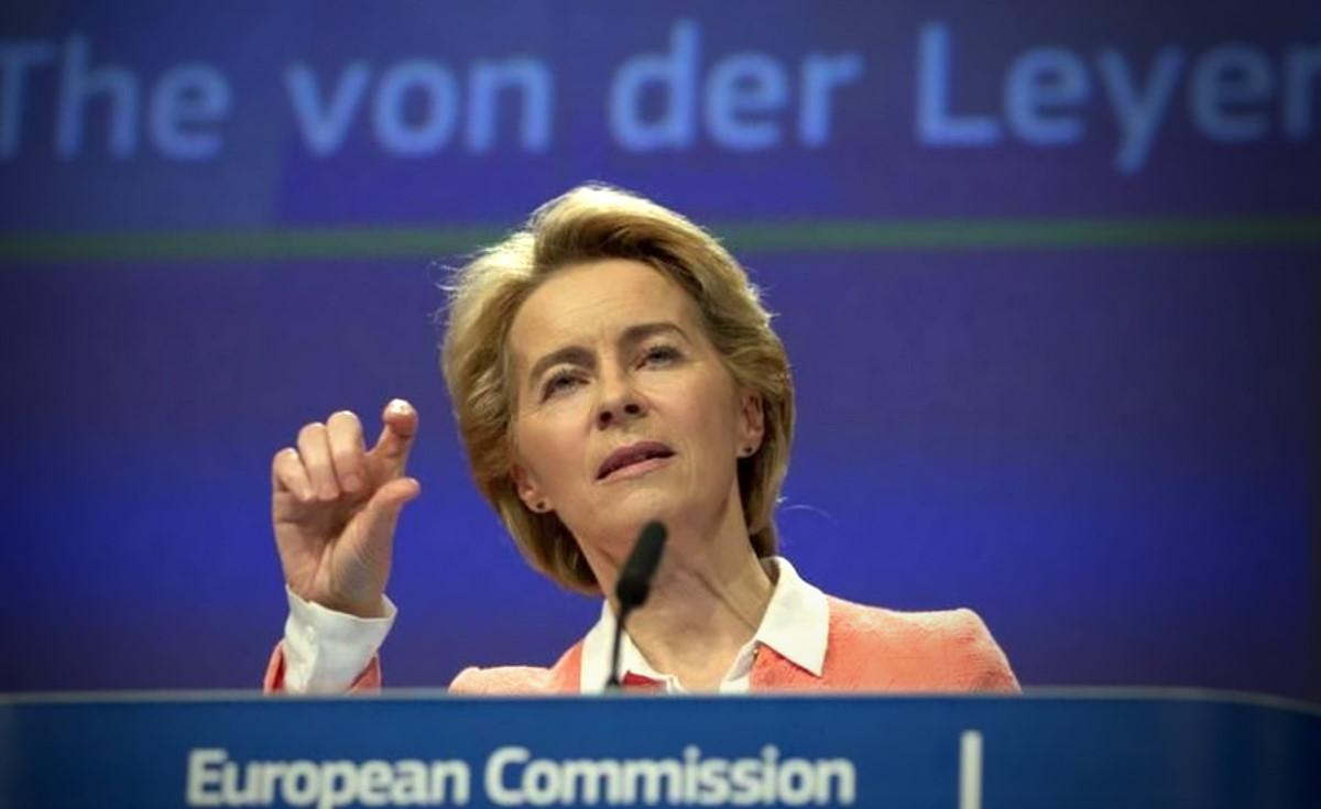 L'andamento del Pil dell'Unione europea nel secondo trimestre 2020