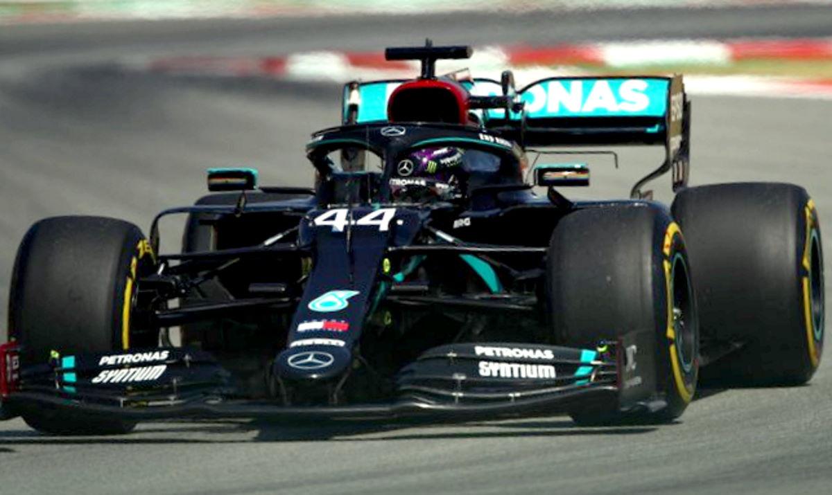 Formula 1, di nuovo le Mercedes le più veloci nelle libere di venerdì per il GP di Spagna