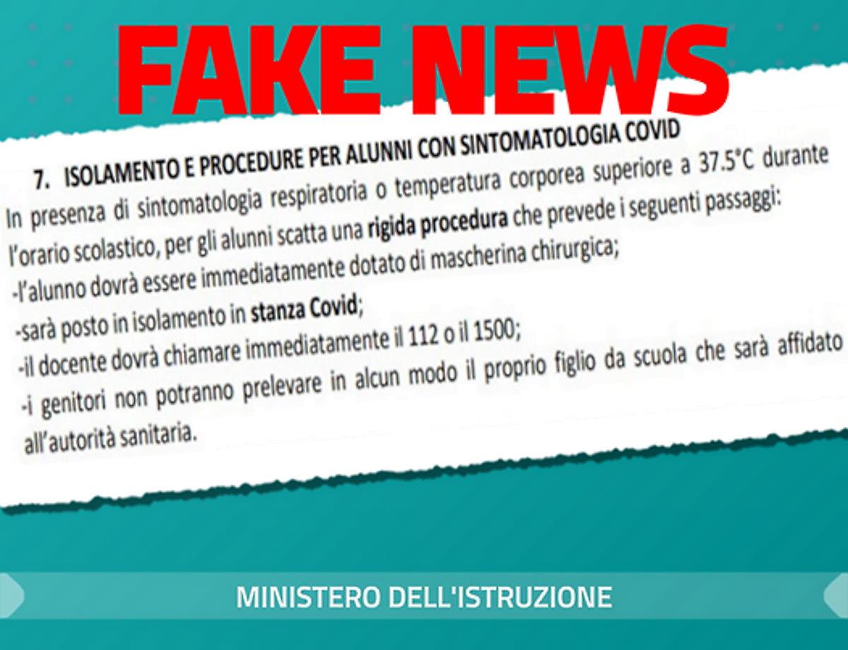 Scuola: la ministra Azzolina in campo contro le fake news su Covid e rientro in classe