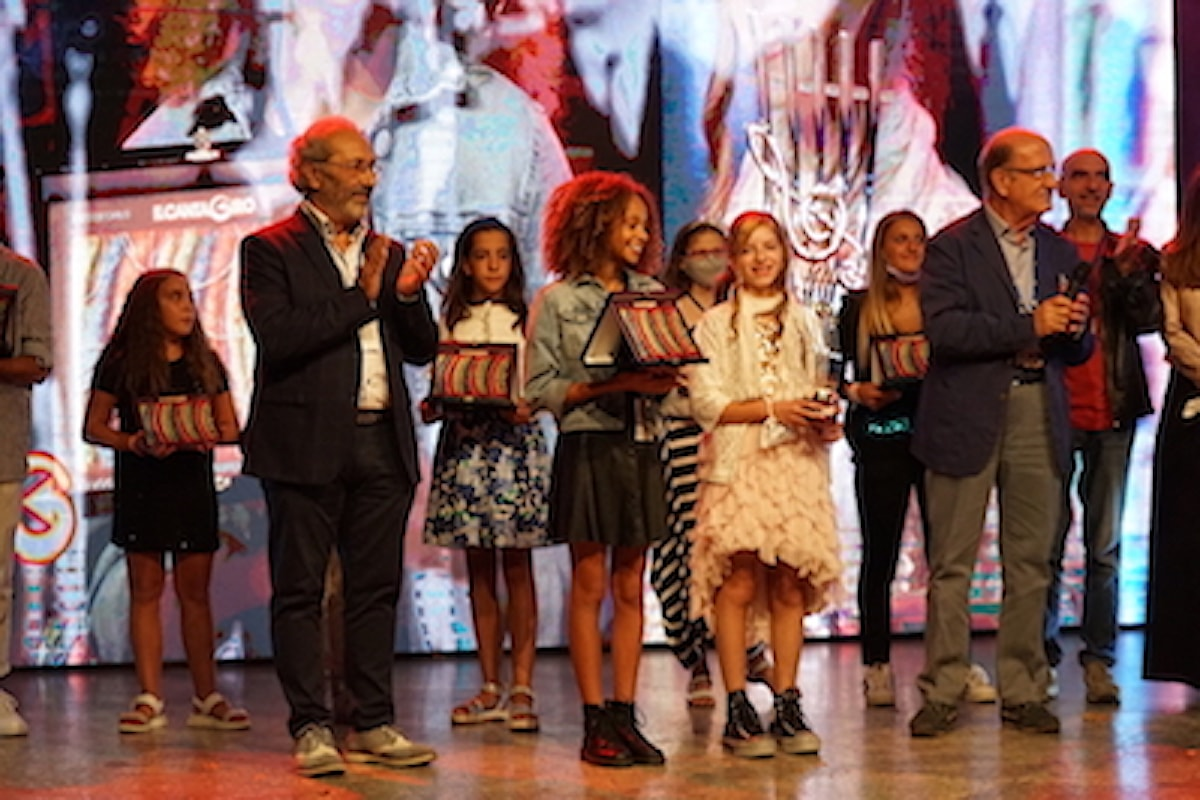 La finale Junior e Baby del Cantagiro 2020