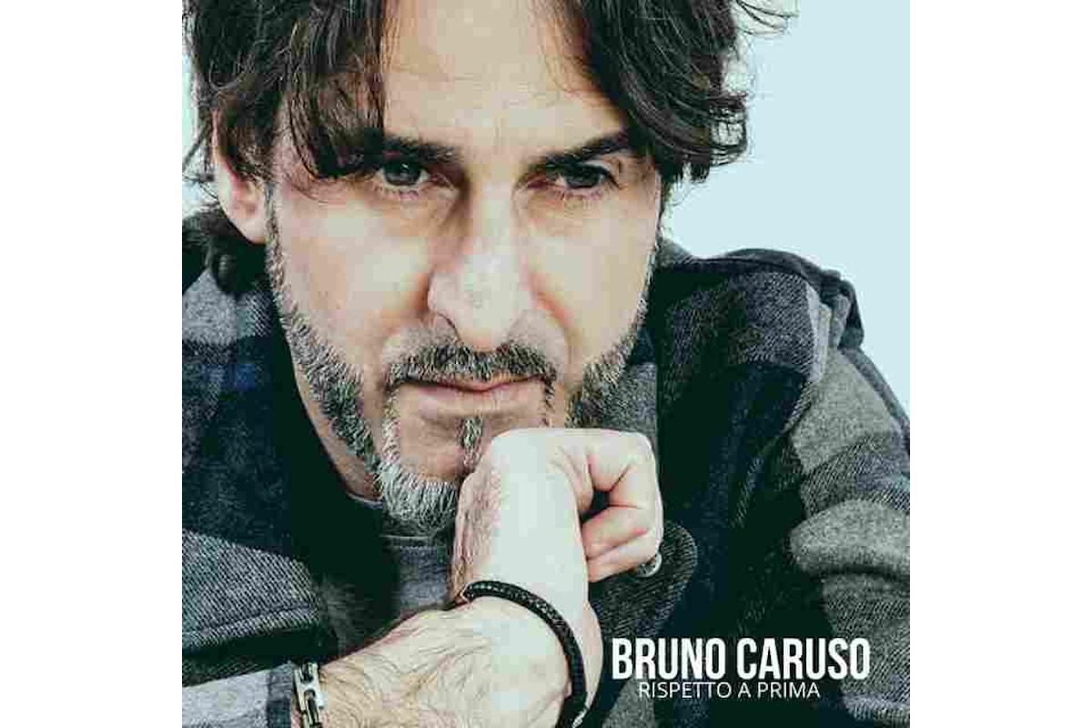 """Bruno Caruso, """"RISPETTO A PRIMA"""" il nuovo singolo del cantautore pop-rock romano d'adozione"""
