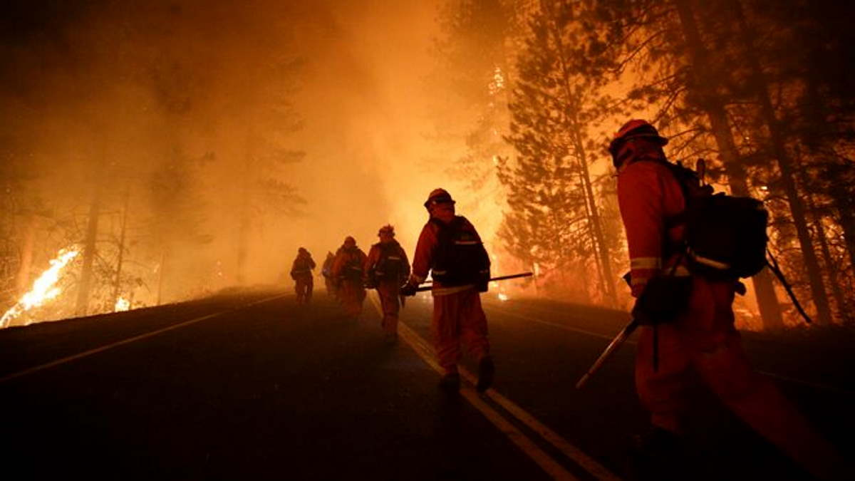 Gli incendi che continuano a devastare il nord ovest degli Stati Uniti saranno anche un tema delle presidenziali 2020