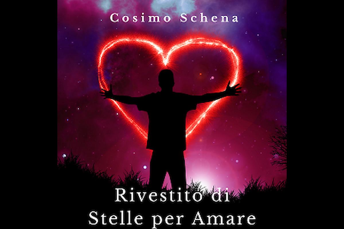 """""""Rivestito di Stelle per Amare"""": esce la nuova raccolta di poesie di don Cosimo Schena"""