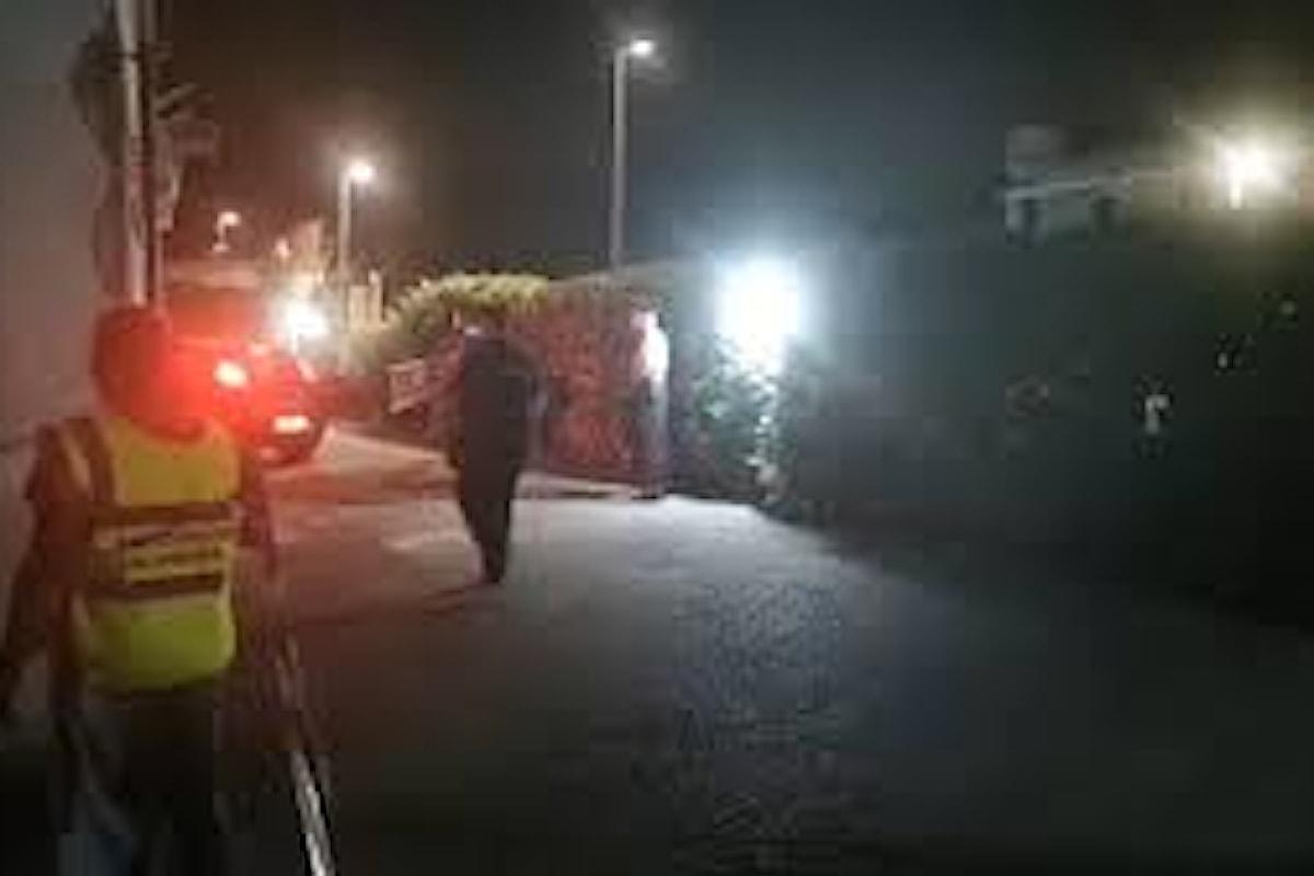 Roccapiemonte (Salerno): un neonato trovato morto in un'aiuola