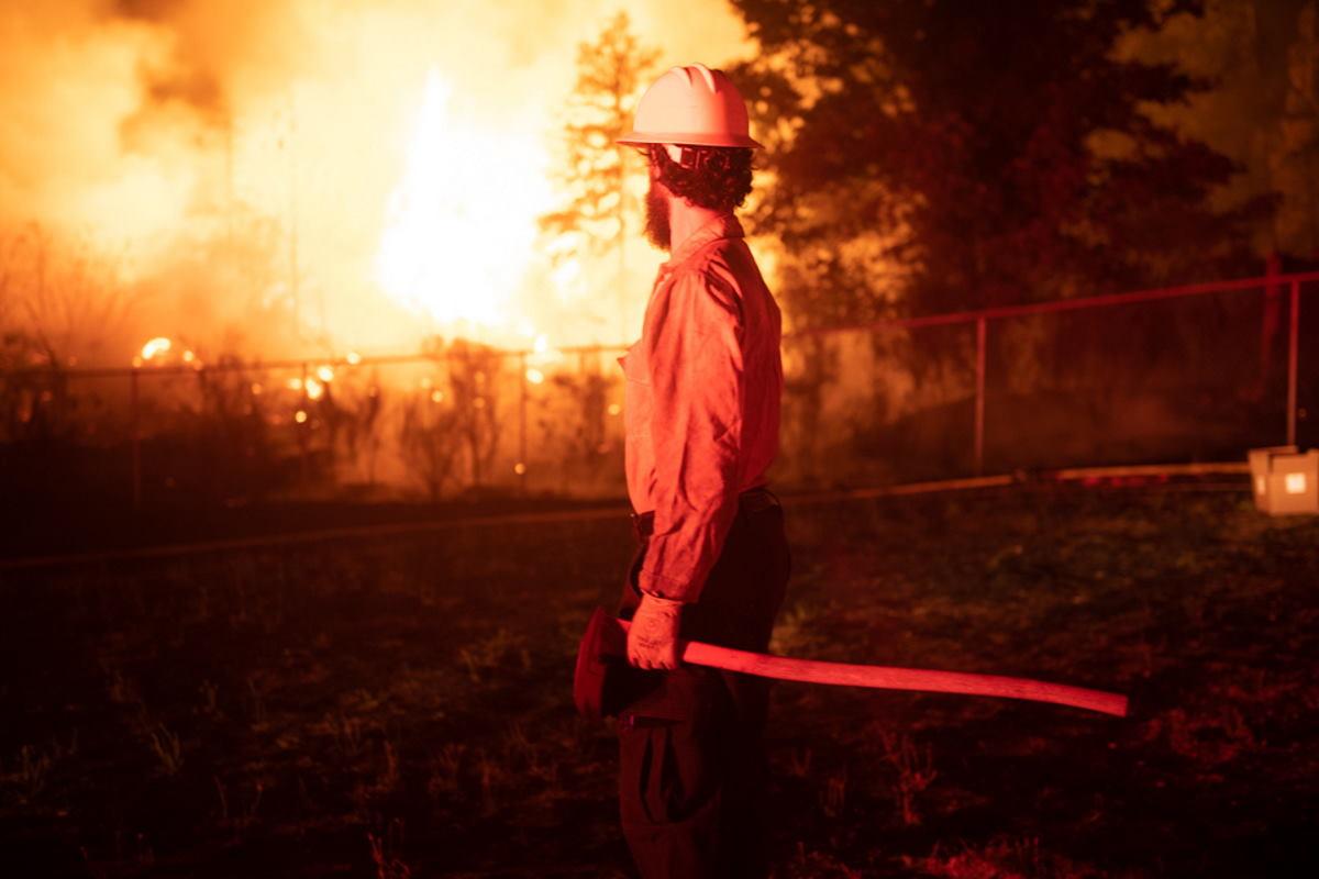 È ancora disastrosa la situazione creata dagli incendi sulla costa nord ovest degli Usa: dichiarato lo stato di emergenza a Portland