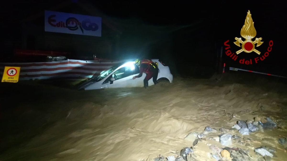 Gravi i danni del maltempo che a inizio ottobre ha investito il nord ed ha causato una vittima e numerosi dispersi
