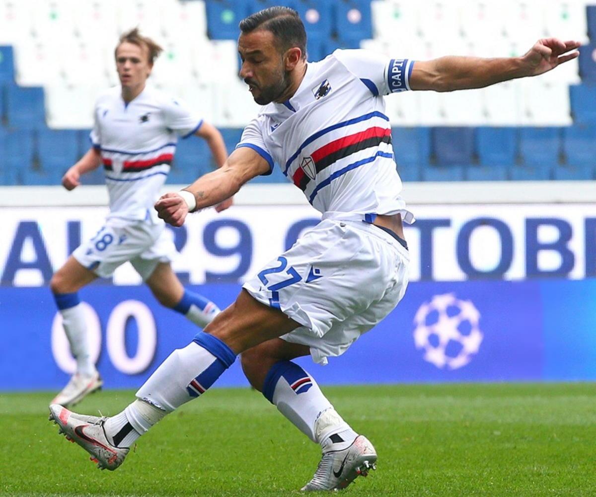 Sorpresa Sampdoria che espugna per 1-3 il campo dell'Atalanta