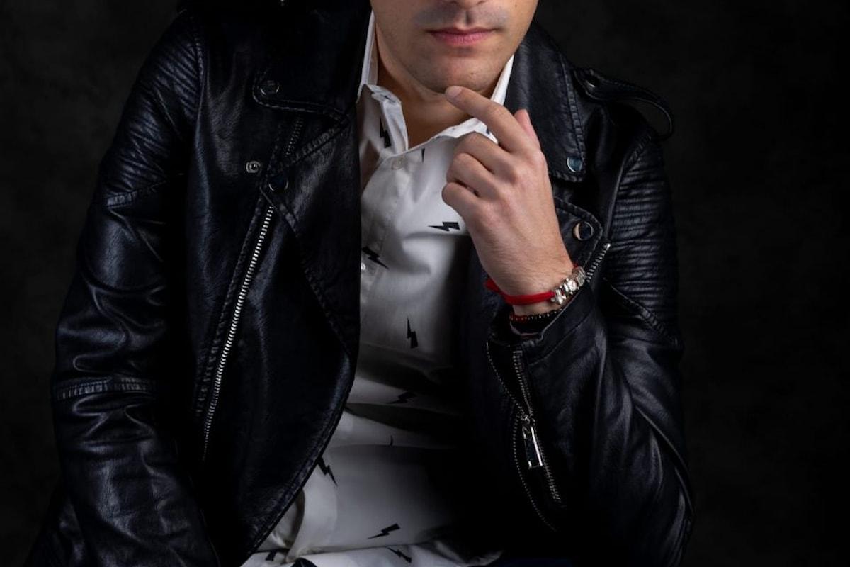 Andrea Lombardi, attore emergente, si racconta