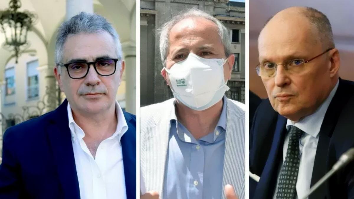 Crisanti e Pregliasco non escludono un nuovo lockdown in Italia