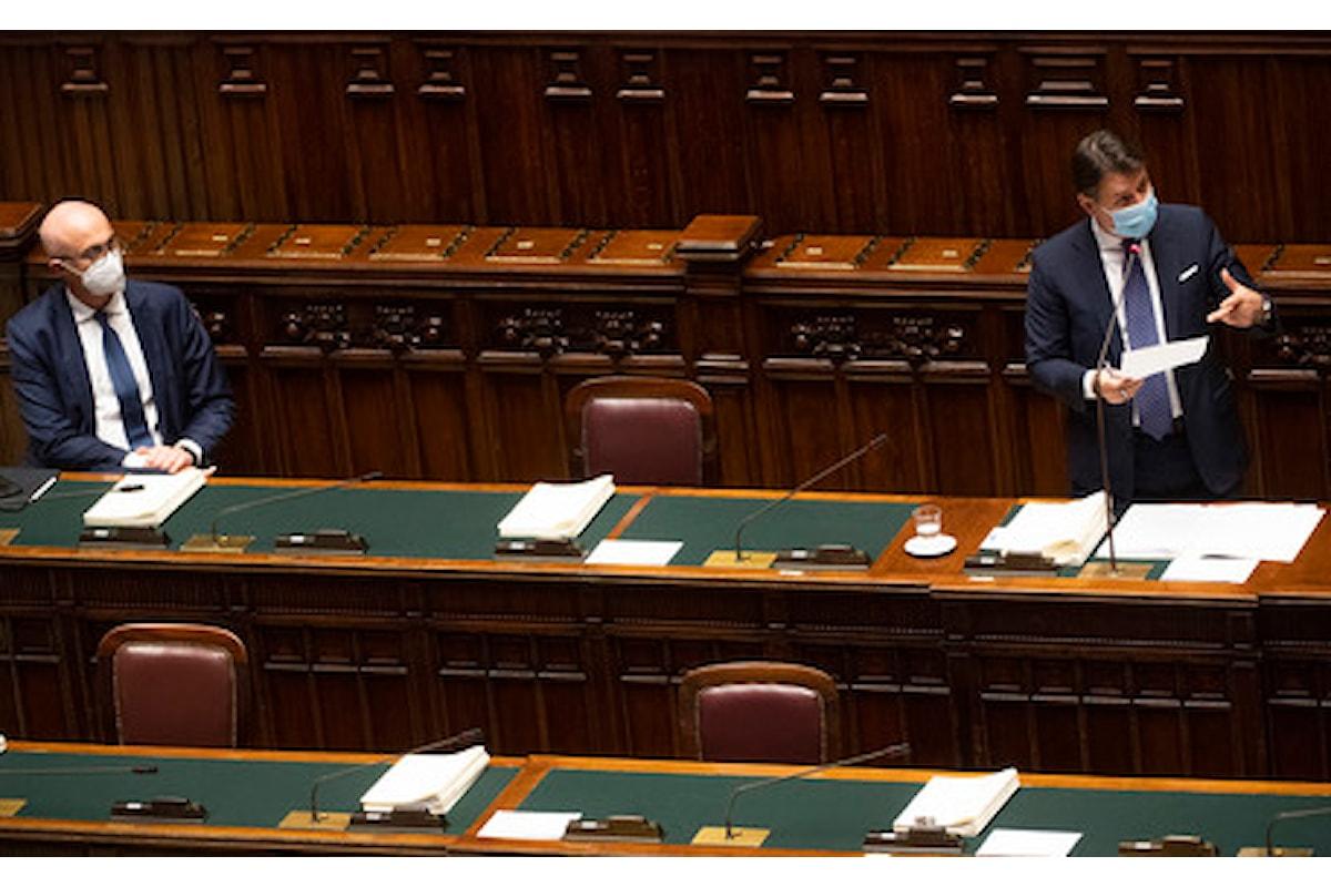 Covid: Conte, in Italia scenario 3, Cts ha condiviso Dcpm