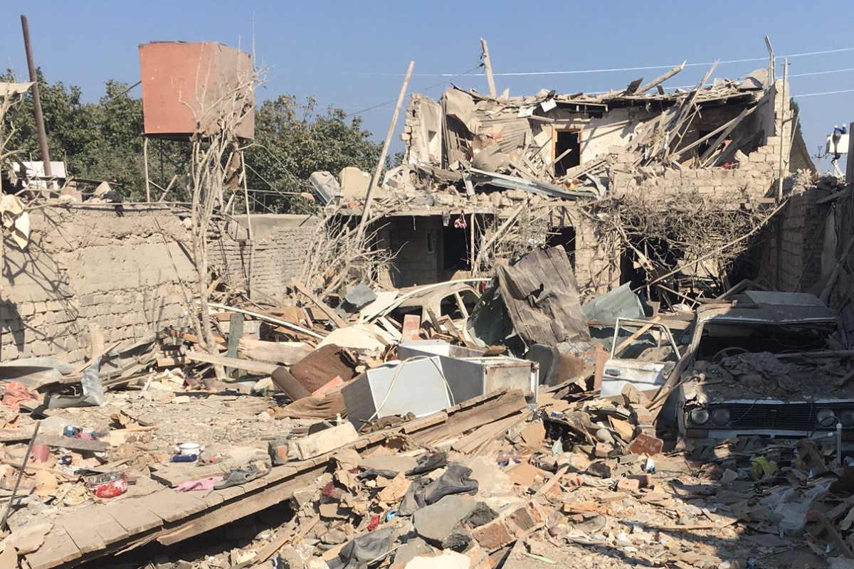 Non rispettato il nuovo cessate il fuoco tra Armenia e Azerbaigian
