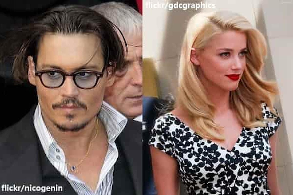 Johnny Depp, in arrivo l'esito del processo contro il Sun