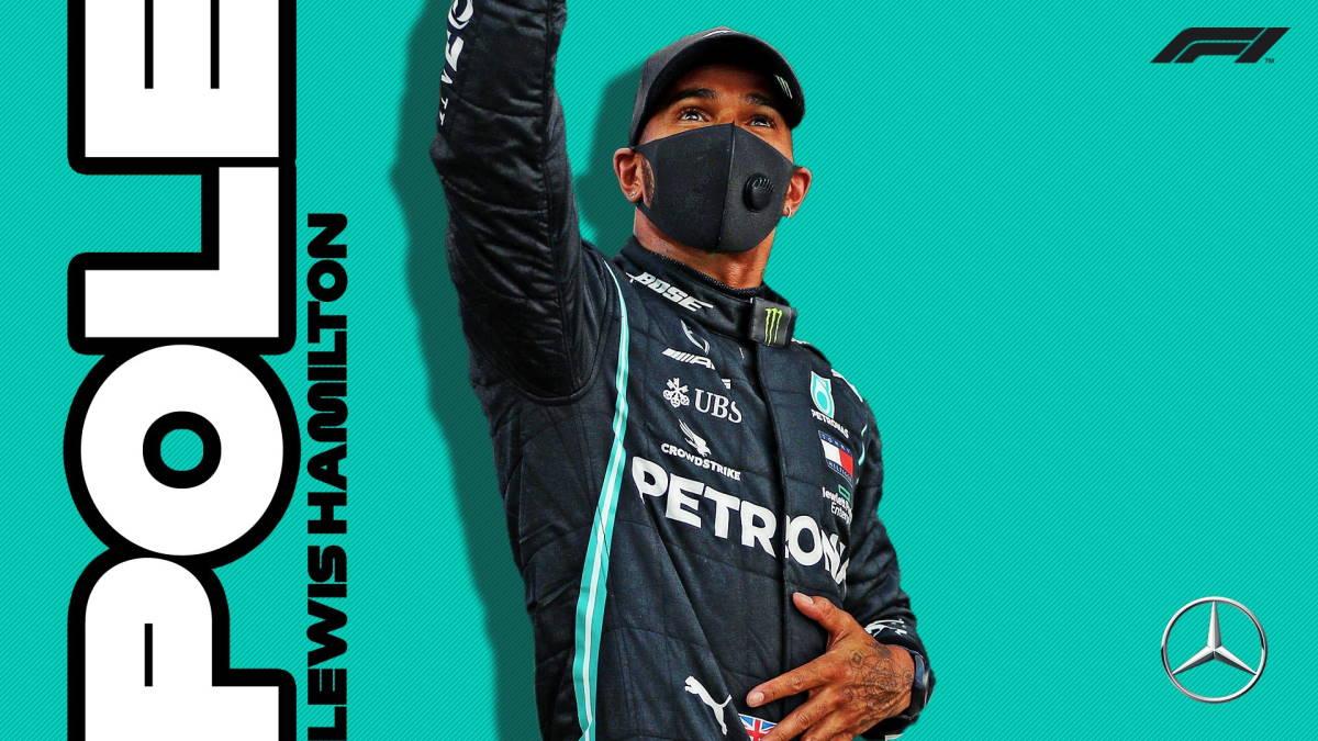 Formula 1, è di Hamilton anche la pole del GP del Portogallo