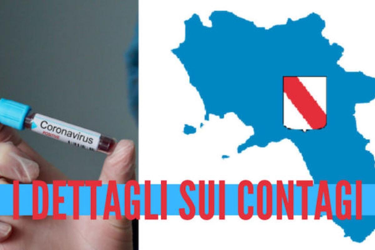 Covid: a Napoli e provincia il dato più allarmante