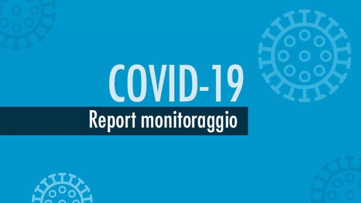 Report monitoraggio Covid dal 28 settembre al 4 ottobre