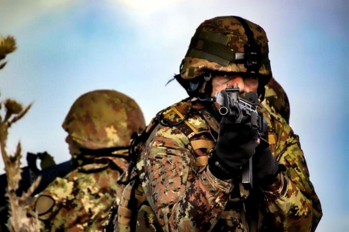 Lecce: i militari della Brigata Pinerolo portano a termine fase finale esercitazione Steel Storm