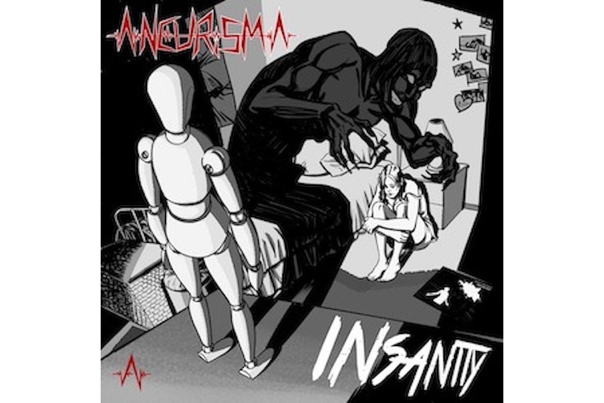 Insanity il nuovo singolo degli Aneurisma