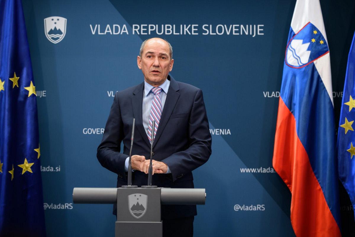 Anche la Slovenia pone il veto sul bilancio Ue e sul Recovery Fund