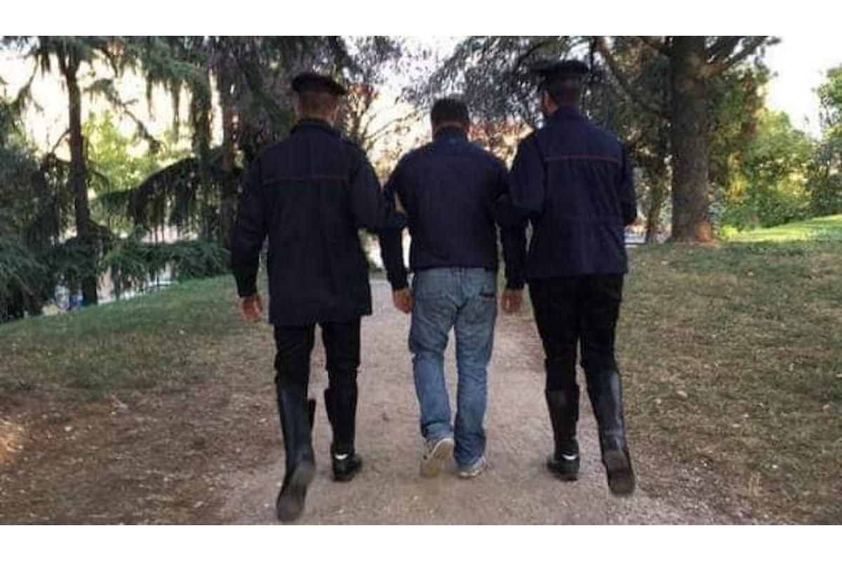 Ricettazione e resistenza a pubblico ufficiale, marocchino in manette nel salernitano.