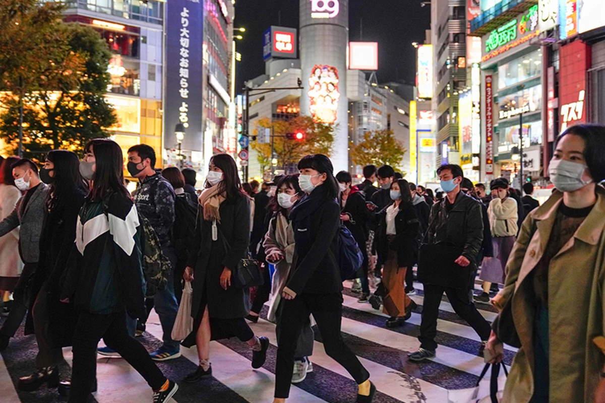 Anche in Giappone record di nuovi casi di Covid-19