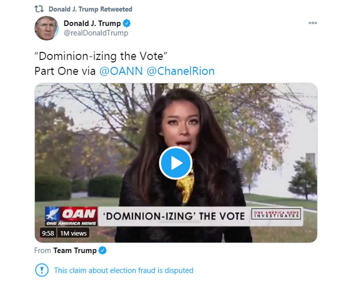 YouTube sospende per una settimana una delle fonti di notizie più accreditate per Trump