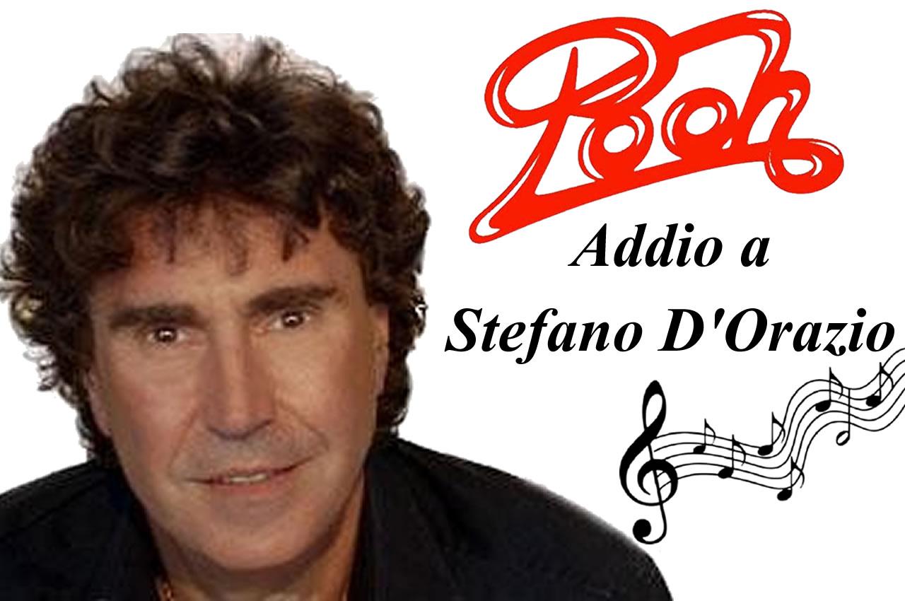 Addio a Stefano D'Orazio, storico batterista dei Pooh