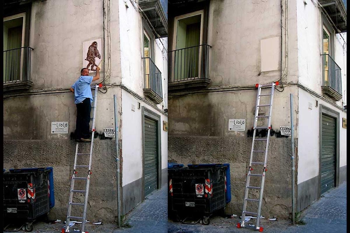 Il Cacciatore di Graffiti - incontri di Augusto De Luca