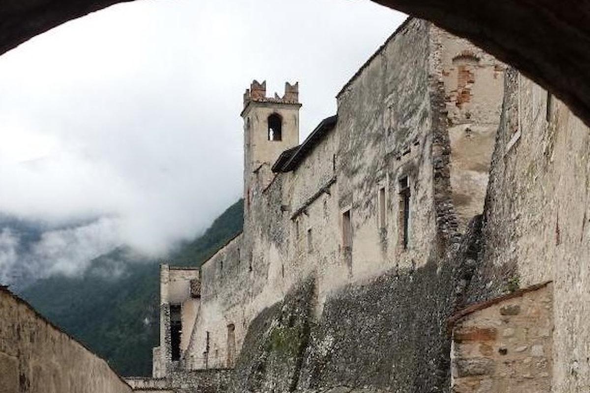 Castel Beseno, il Cavaliere Nero e l'assedio impossibile