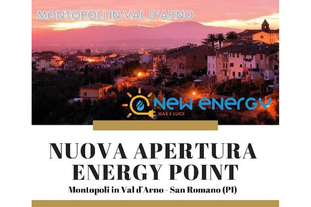 Un Energy point con un'accoglienza che è come ritrovarsi a casa...
