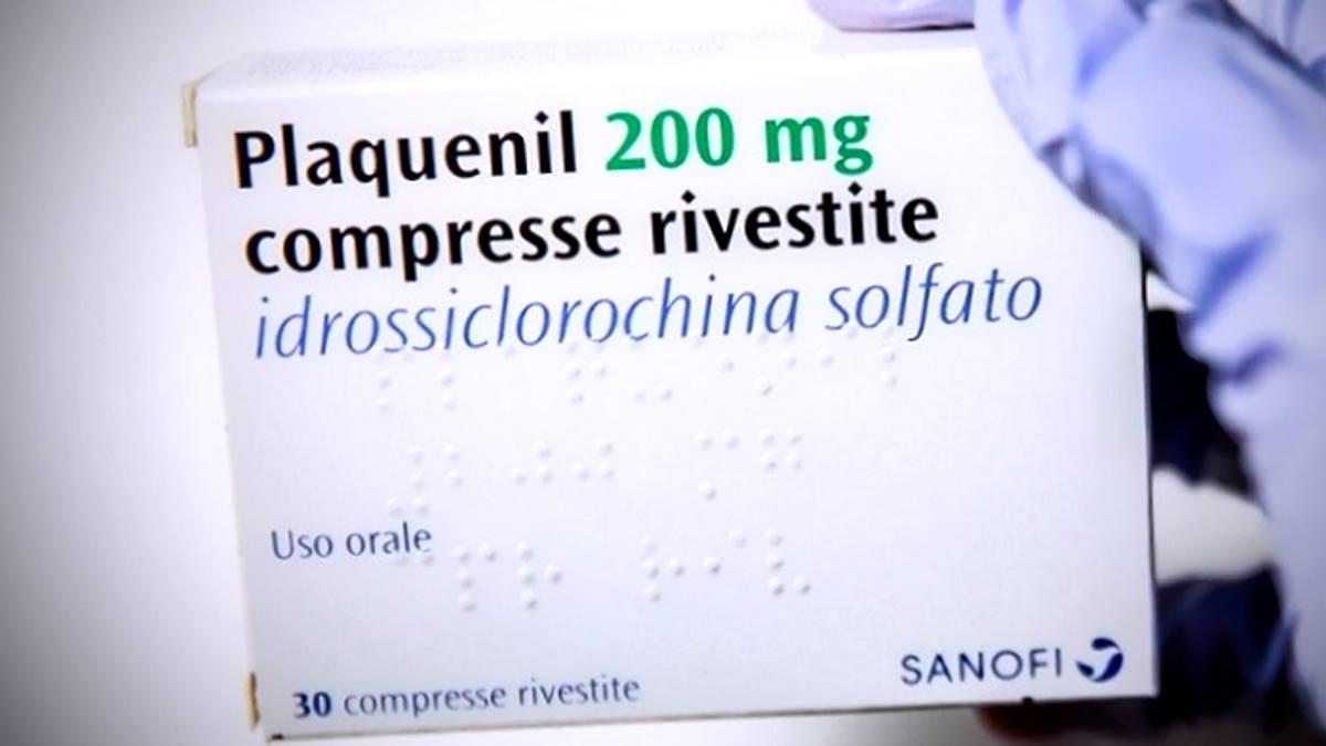 No alla idrossiclorochina nei malati Covid ospedalizzati: l'Aifa aggiorna la scheda di utilizzo del farmaco