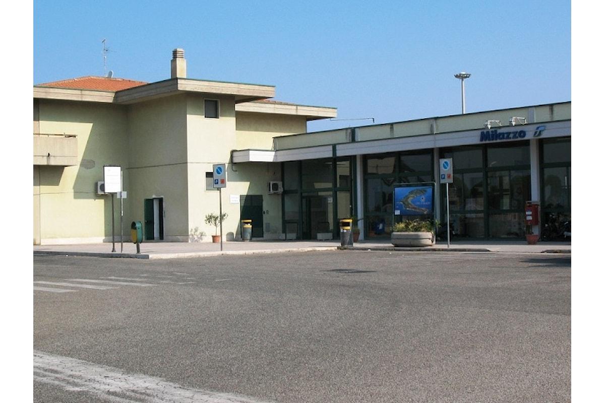 Milazzo (ME) - Riqualificazione nuova stazione FS, l'Amministrazione incontra il Gruppo Ferrovie