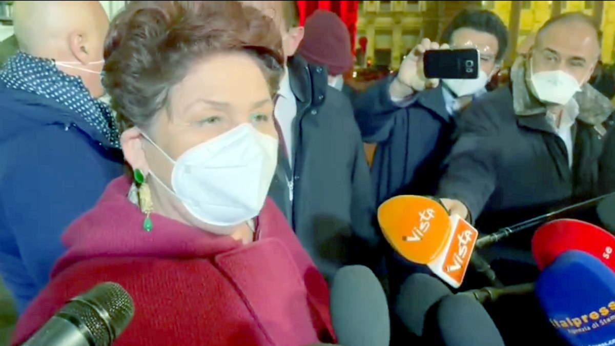 Niente incontro al vertice, una delegazione di Italia Viva ha solo recapitato le richieste di Renzi a Conte