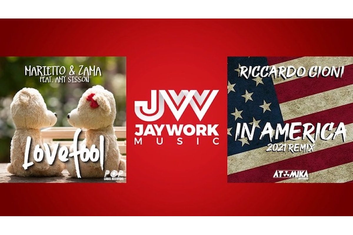 Jaywork Music Group: In America e Lovefool, a ToCo International la licenza per il mondo