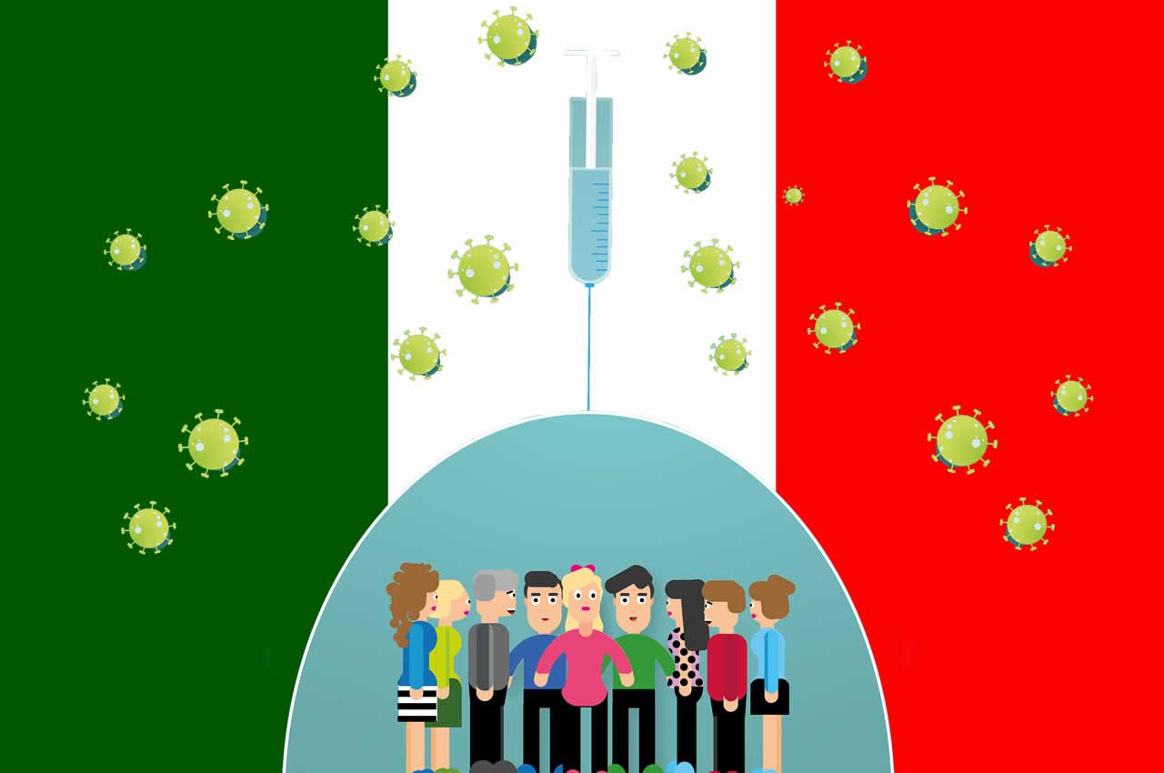 Covid19: il piano vaccini dell'Italia