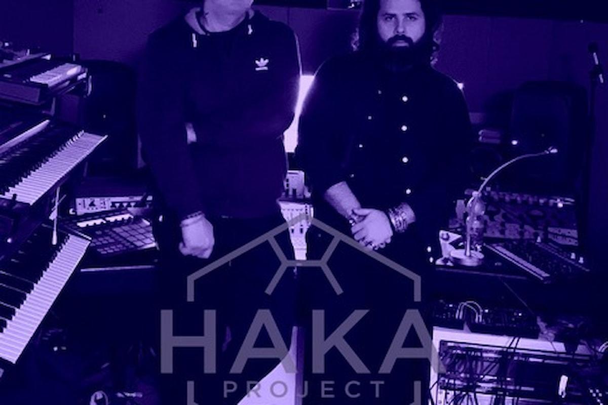 HAKA PROJECT, col singolo Tania continua il loro viaggio