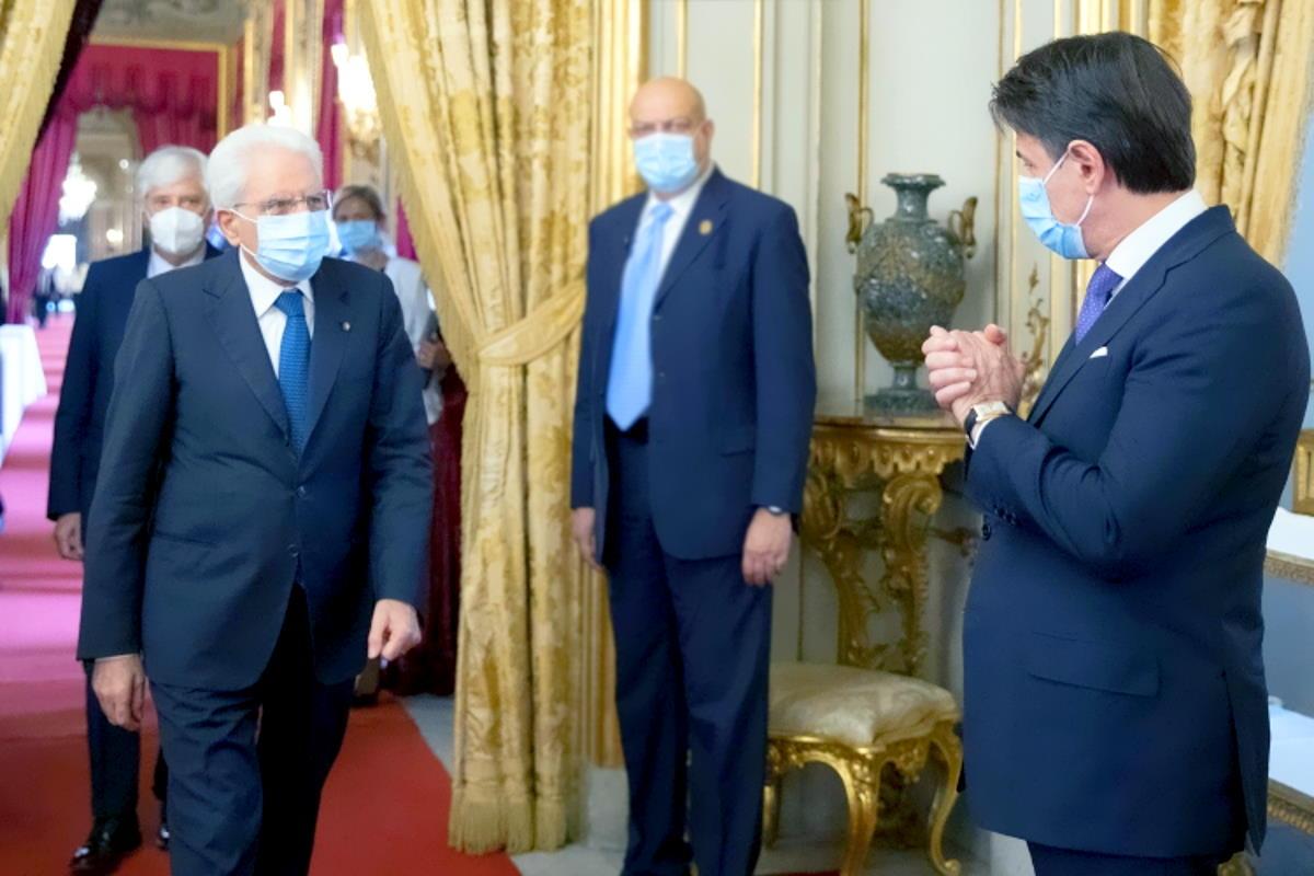 La sfida tra Renzi e Conte arriva in Parlamento