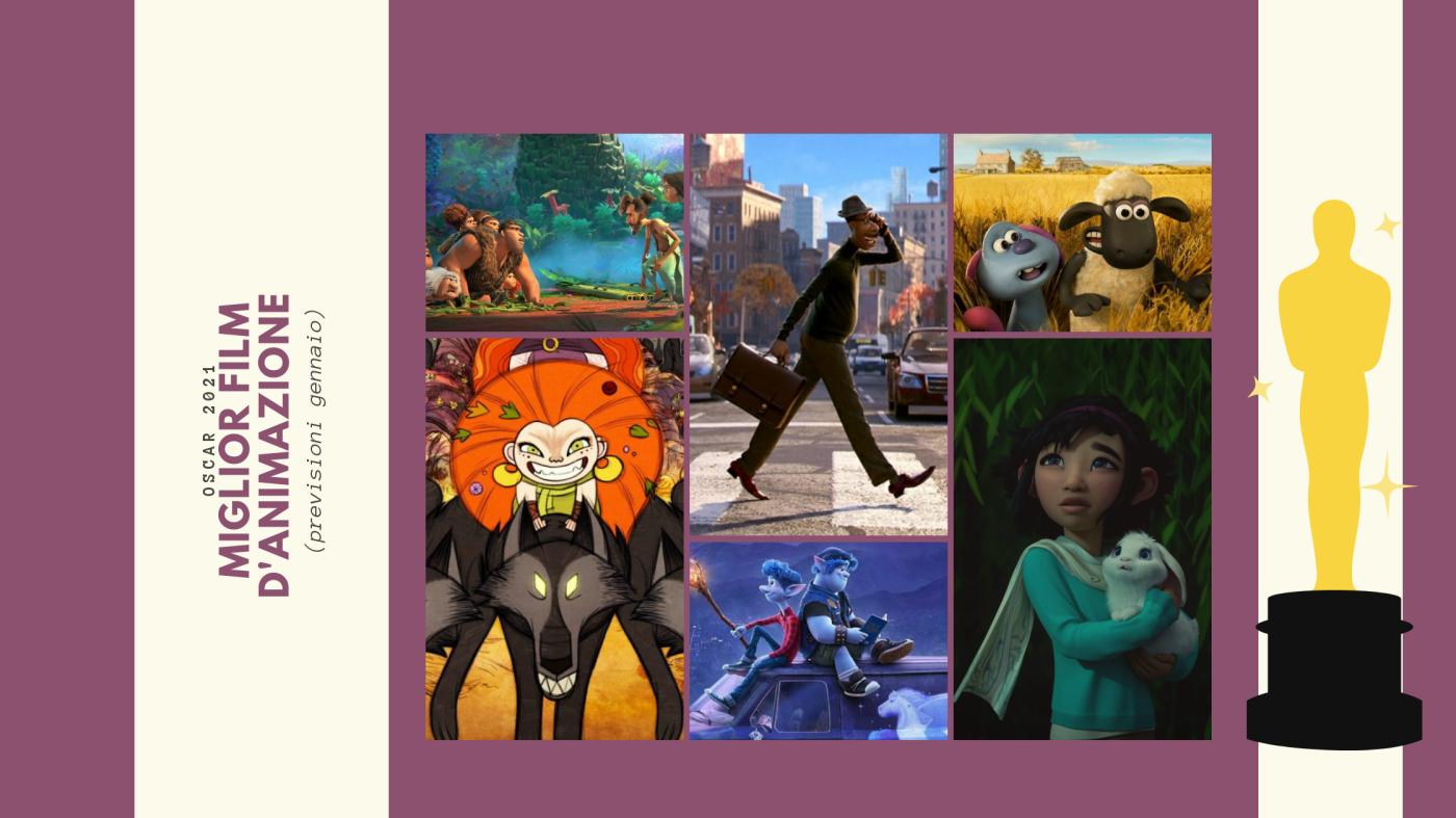 Oscar 2021: quali sono i 10 migliori film d'animazione da tenere d'occhio (previsioni gennaio)