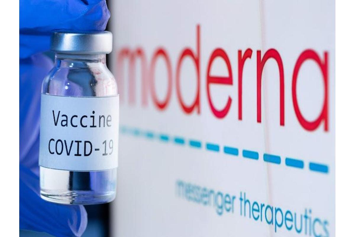 Approvato dall'EMA anche il vaccino anti-Covid di Moderna: ecco come ci proteggerà...