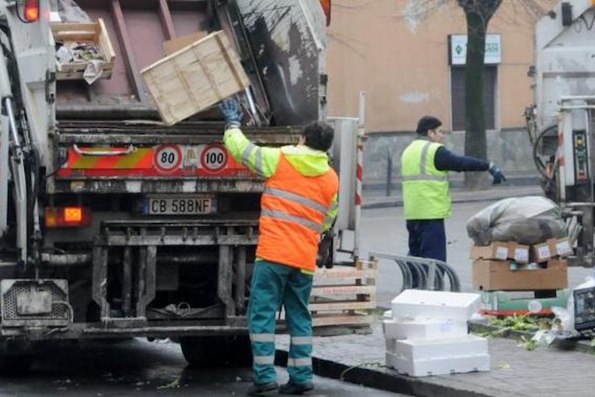 Milazzo (ME) – Aggiudicata la raccolta rifiuti fino al 31 marzo