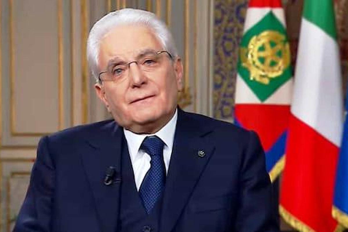 Presidente Mattarella… ascolti!!!