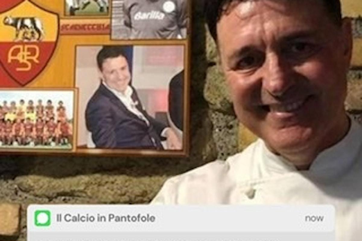 Roberto Scarnecchia chef, da calciatore nella Roma di Falcao alla stella Michelin: le mille vite dell'ala più veloce degli anni Ottanta