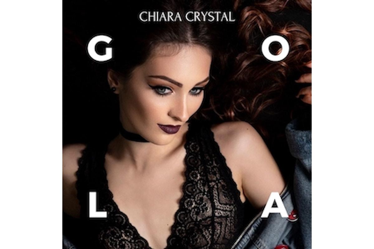 "Chiara Crystal, ""Gola"""