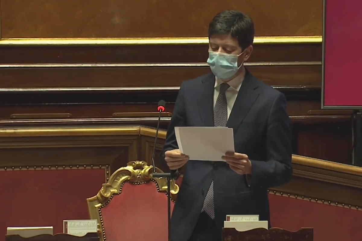Ecco che cosa il 24 febbraio Speranza ha detto alla Camera sulle nuove misure anti-Covid