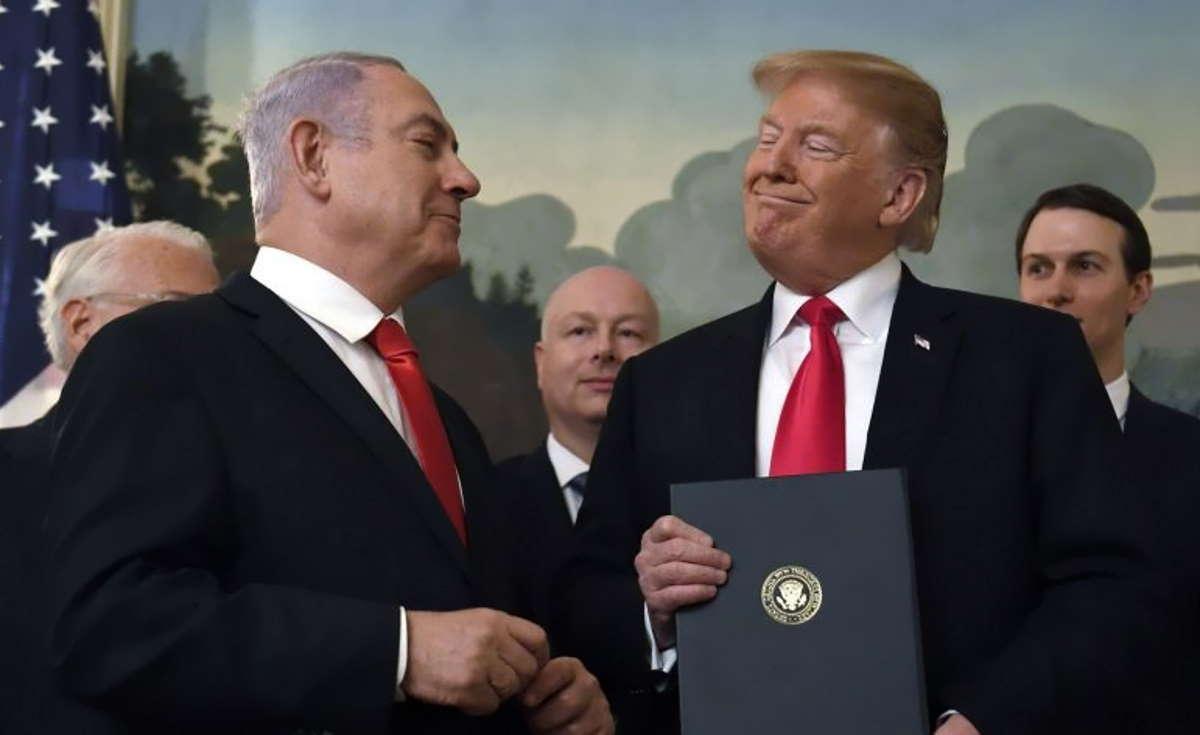 I padri del piano del secolo entrambi a processo: uno a Gerusalemme, l'altro a Washington