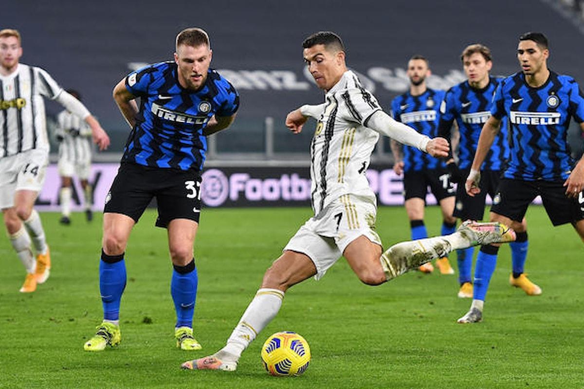 Coppa Italia: la Juve pareggia 0-0 con l'Inter e approda in finale