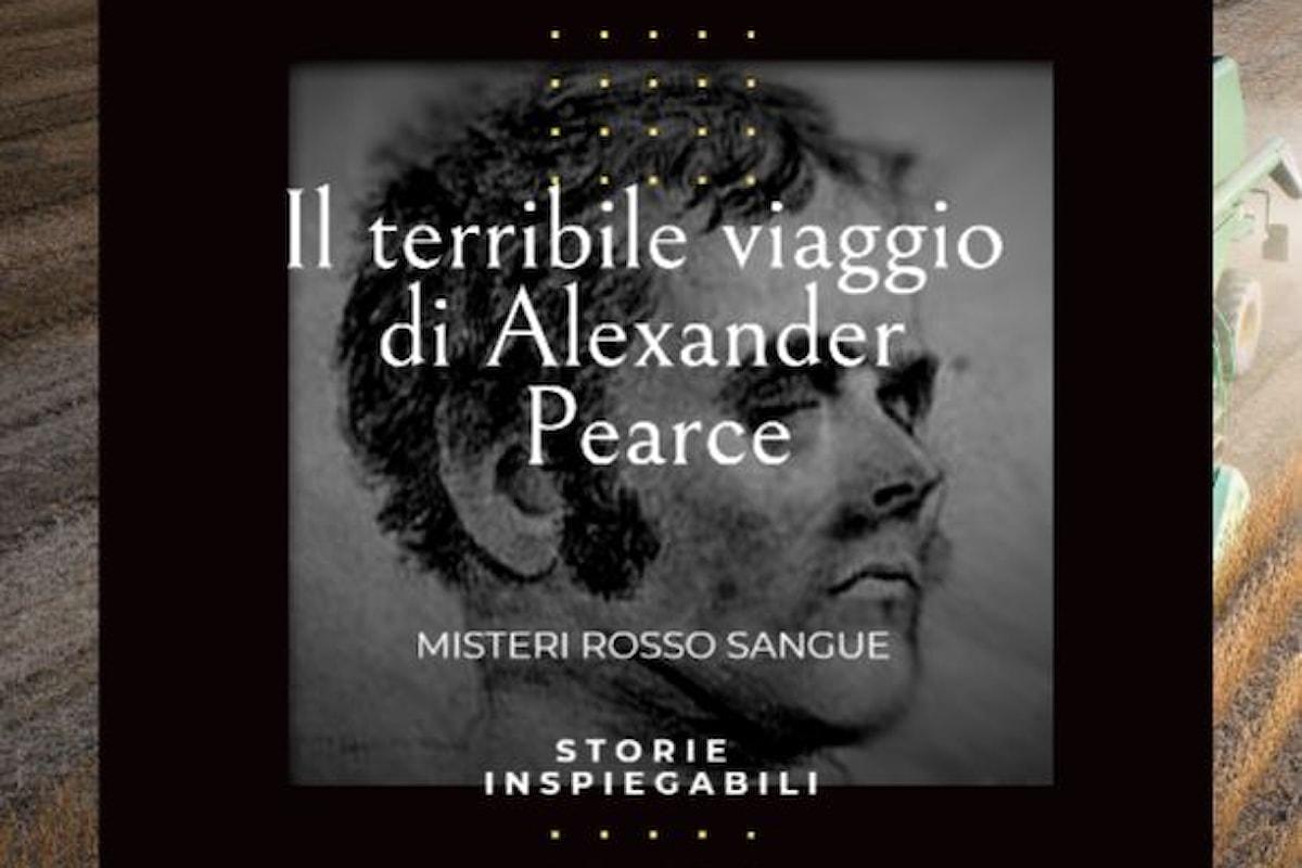 Il terribile viaggio di Alexander Pearce