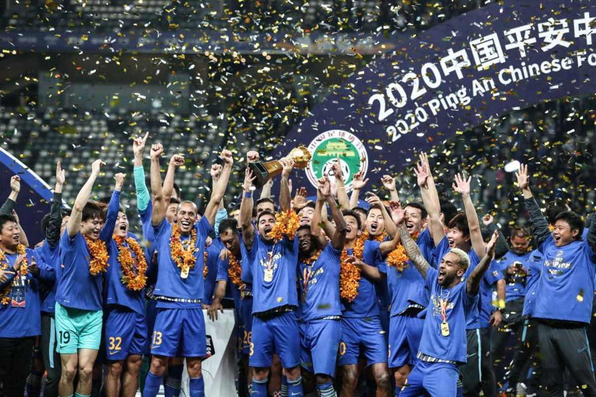 Non solo l'Inter: Suning ha messo sul mercato anche lo Jiangsu