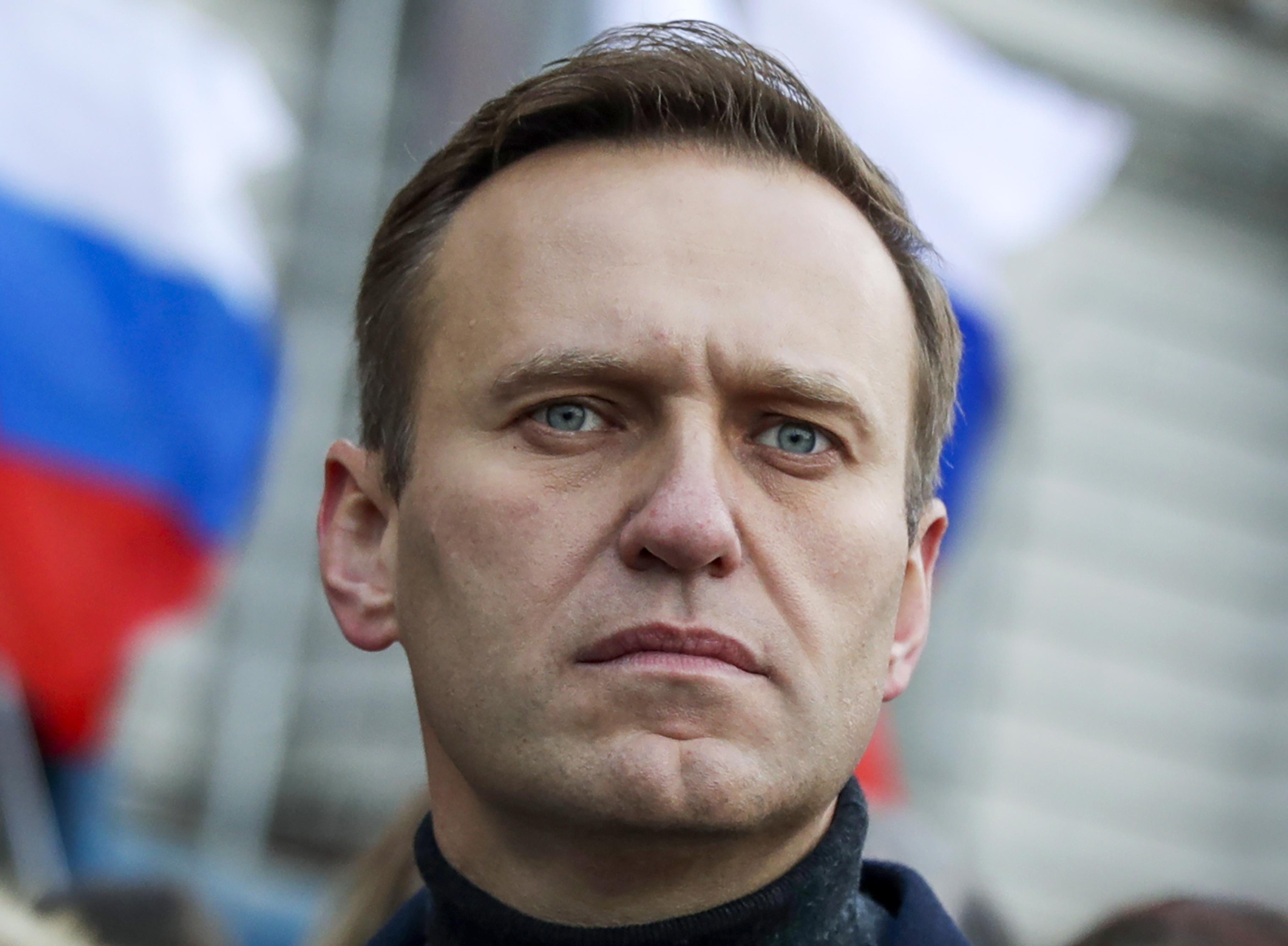 Navalny condannato in appello dovrà scontare quasi 3 anni di carcere