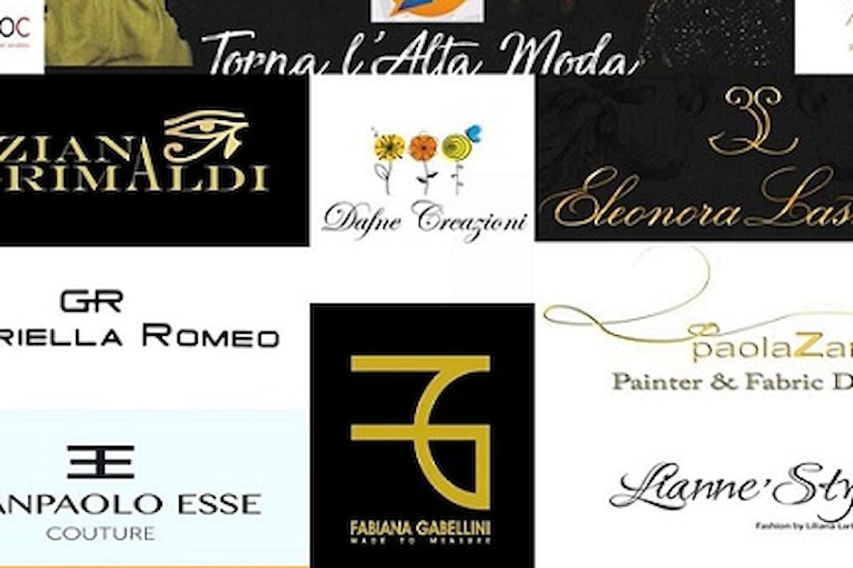 La nuova collezione Fabiana Gabellini sulla passerella all'esclusivo evento International Fashion Roma