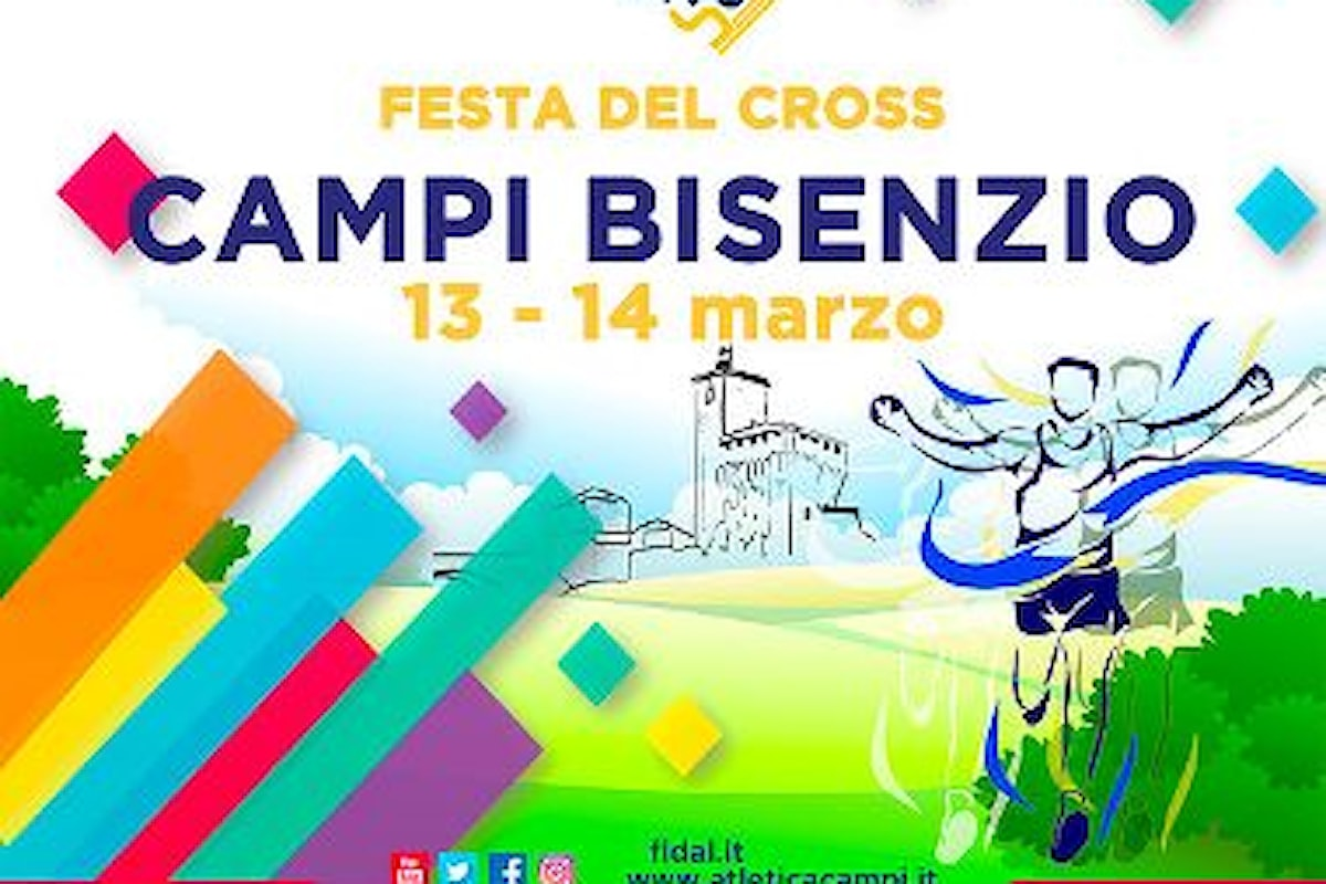 Nel fine settimana si svolgeranno i campionati italiani di corsa campestre a Campi Bisenzio (Fi)